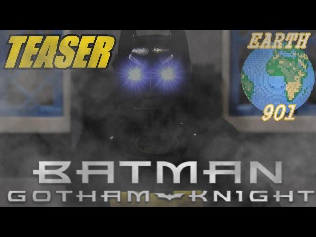 LEGO Batman Gotham Knight TEASER BrickFilm [ЛЕГО МУЛЬТФИЛЬМ Бэтмен рыцарь Готэма ТИЗЕР]