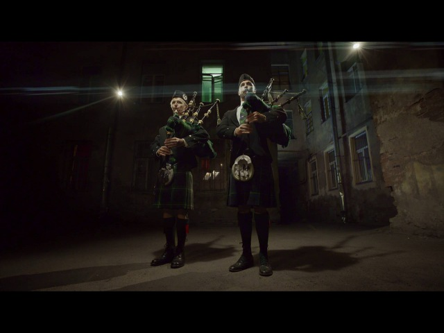 Strangers in the night. Bagpipe cover