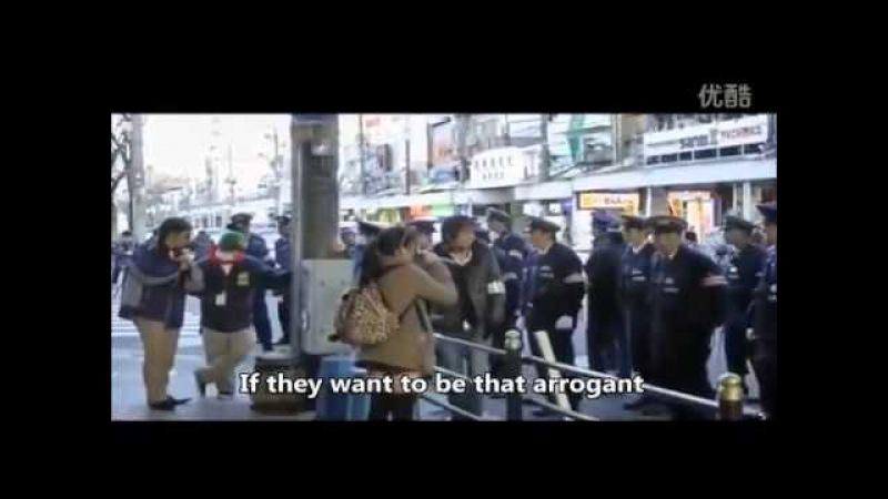 Japanese Girl Wants to Kill Koreans like Nanking Massacre 日高中妹嗆殺韓國移民 就像南京大屠殺一樣