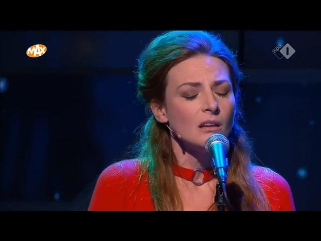 Tijd voor Max: Willemijn Verkaik performs