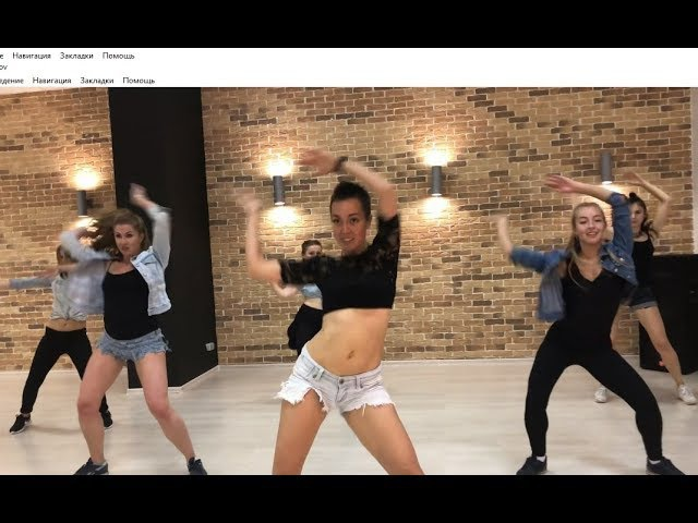 Reggaeton Fusion dance   Mi Gente by J Balvin   Choreo by Jane Kornienko