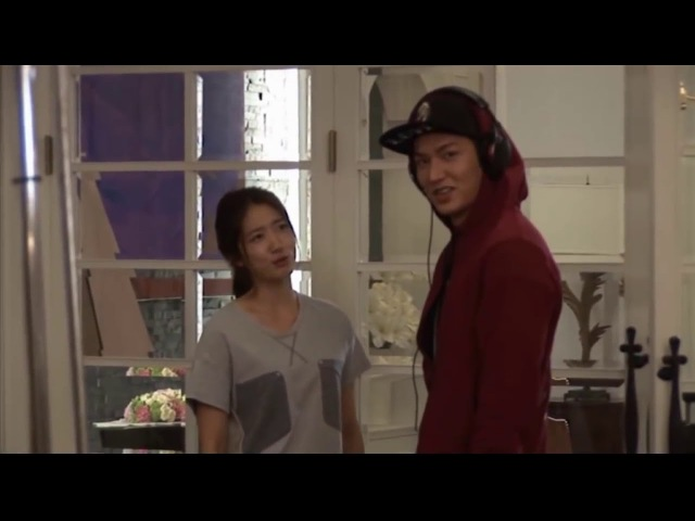 WE COULD BE IN LOVE. . . . PARK SHIN HYE ❤❤❤ LEE MIN HO . . MinShin Couple
