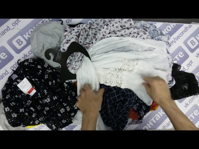 Headscarfs New summer mix(3kg) - платки, палантины сток 1 пакета