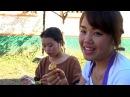 Ntxhais Hmoob Phongsavang Xeev Khuam ua noj