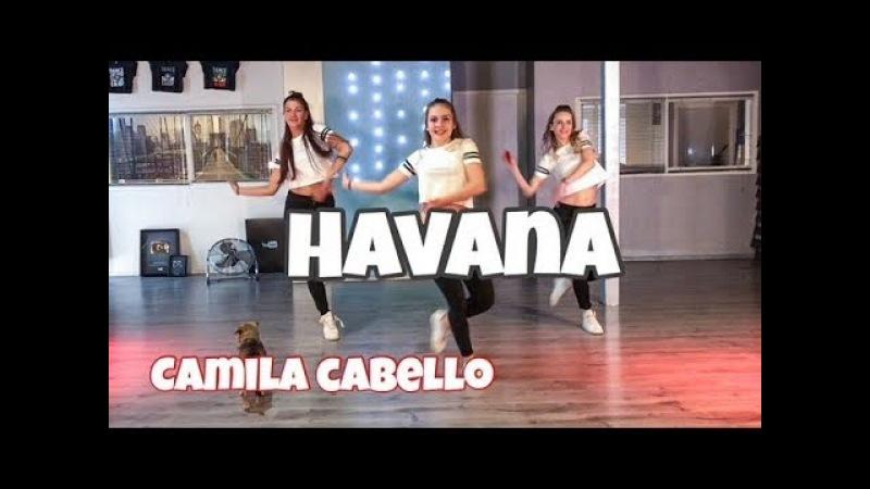 Havana - Camila Cabello - Easy Fitness Dance Choreography Baile Coreografia