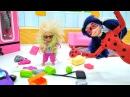 Барби, Леди Баг и Штеффи - Игры с куклами для девочек