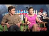Emily Blunt & James McAvoy -