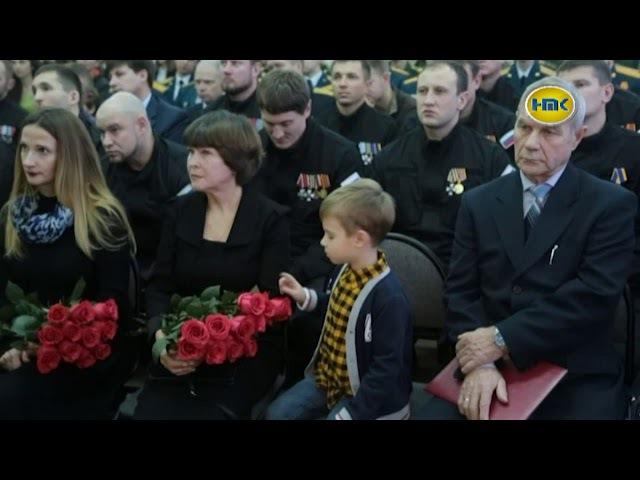 Алабинскойшколе присвоили имя Героя Российской Федерации СергеяАшихмина