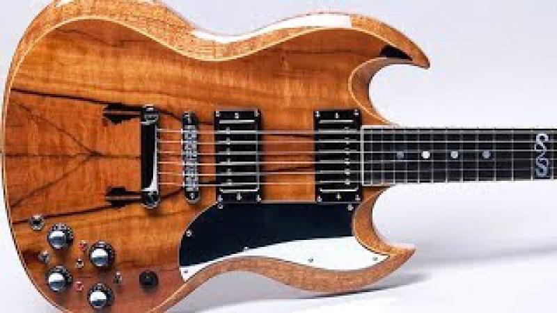Soaring Rock Ballad | Guitar Backing Track Jam in A