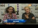 Видеочат с ex-фабрикантами: Марта Жданюк и Аня Мун