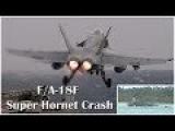Two US Navy Aviators Killed in FA-18F Super Hornet Crash