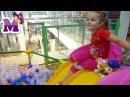 ЩЕНЯЧИЙ ПАТРУЛЬ щенки СКАЙ ГОНЩИК и МАРИЯ катаются с горки и играют в игрушки детский влог