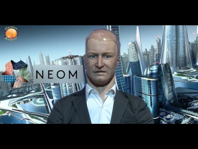 2018 : Islam projet NEOM suite... (révélation CHOC)