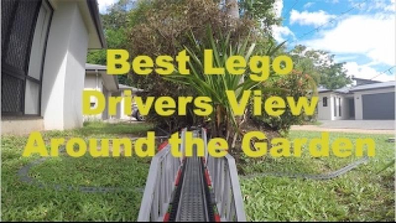 Best Lego Drivers View Around the Garden