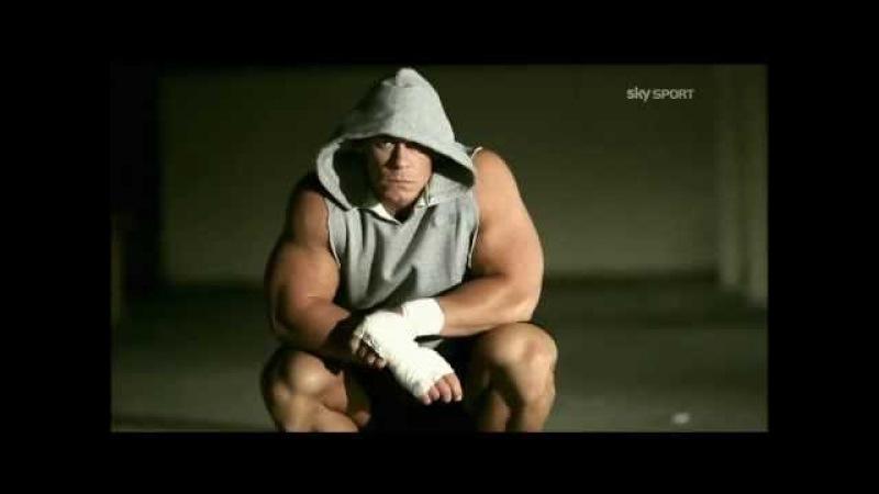 John cena vs The Rock promo Wrestlemania 29 before the match