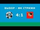 Выбор ФК Стрижи 2008 2009 г р зимний чемпионат ОФЛ 2017 2018
