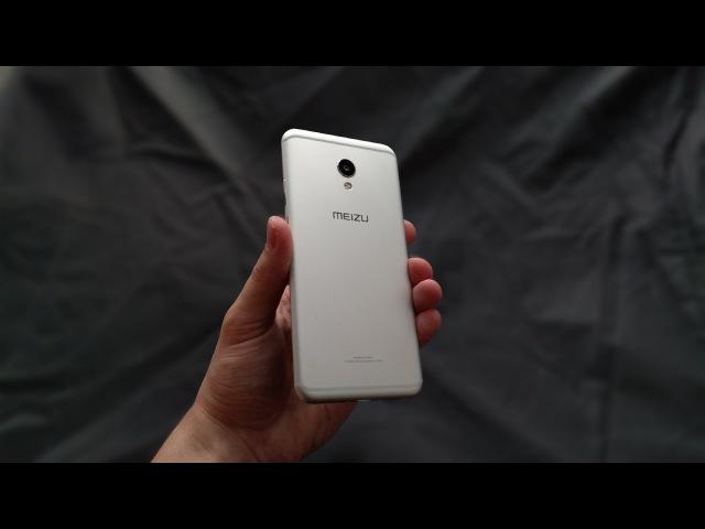 Обзор Meizu MX6 и сравнение с Pro 6 - видео с YouTube-канала Rozetked