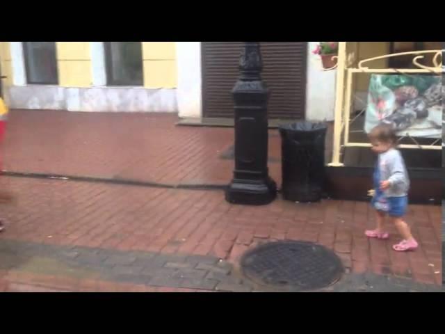 Детский дождевик Чудо-Чадо Светлячок