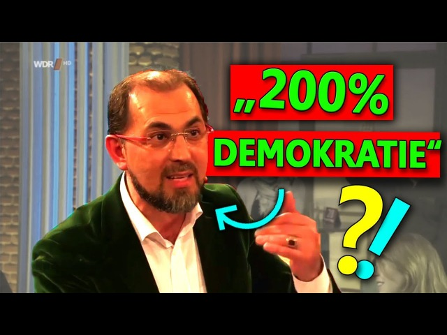 PEINLICH: Erdogan-Anhänger macht sich lächerlich