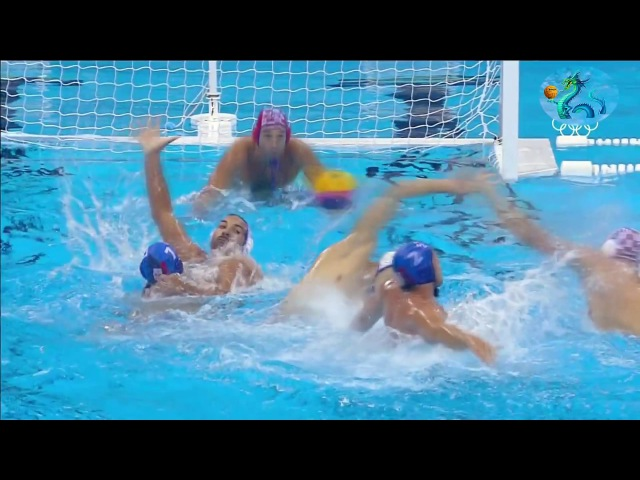 Water polo Удар по воротам 226