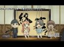 AniDub 12 серия END Порочная ночь с монахом была Souryo to Majiwaru Shikiyoku no Yoru ni