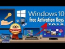2018 ! Windows 10 all versions activation for free without software and crack. Tech Tips