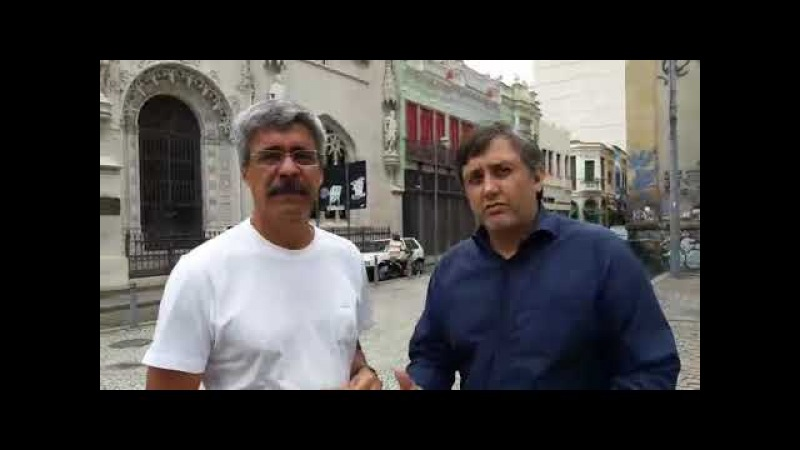 Luiz Sergio: colocar Exército no Rio é como passar verniz em um móvel com cupim