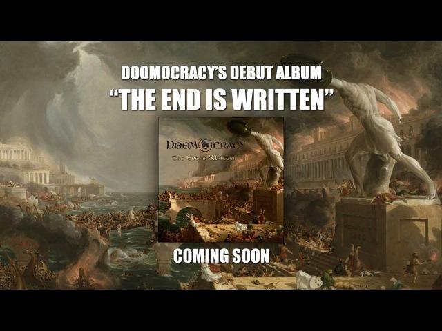 Doomocracy - Faceless (Official Lyric Video) Doom Metal