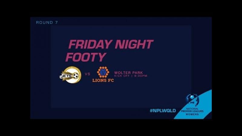 NPLW R7 Moreton Bay United v Lions FC