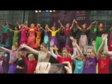 Gaby Herzog - Flamencoschule JALEO Despacito Wiesbaden tanzt 2017