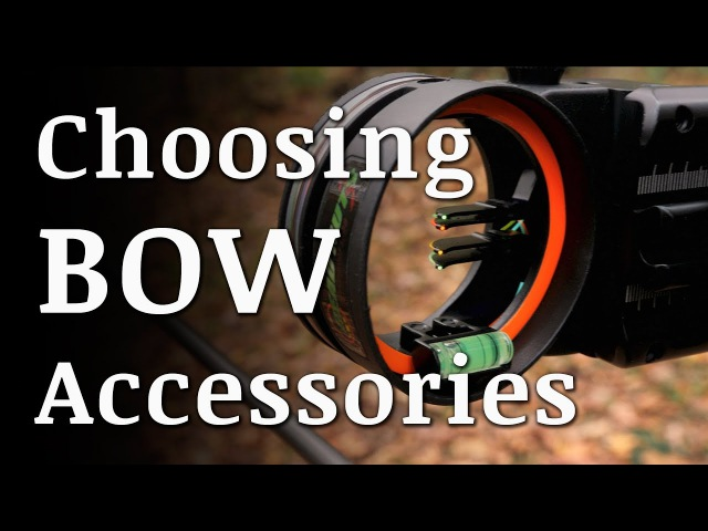 Bowhunting 101: Choosing Compound Bow Accessories