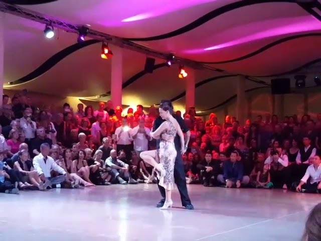Frumboli y Sepulveda -Corazon al Sur (Cristian Zarate)- X Mallorca Tango Festival 2017