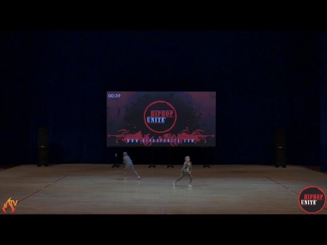 Твикс | HIP HOP UNITE RUSSIA | Дуэты кадеты - Хип-хоп - Финал