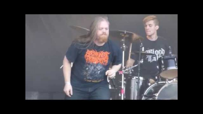 Dawn of Demise - Extinction Seems Imminent (Live @ Copenhell, June 13th, 2014)