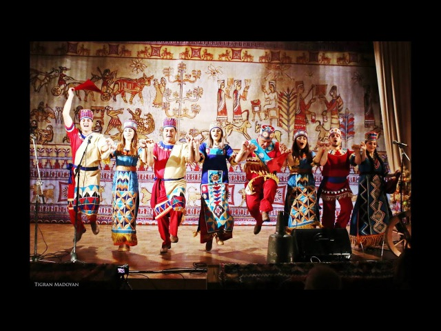 ԱԿՈՒՆՔ - Msho Ghr, Yarghushta-mas-20-Sasunciner-(Sasno-Curer)