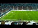 Россия - Испания. Дичь последних минут вратарь Глушаков, фанат на поле