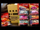 New Disney Cars 3 Toys 2018 Diecast Cars Case B Unboxing GIVEAWAY - Rich Mixon Sheldon Shifter