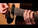 Разбор на гитаре Imagine Dragons - Radioactive \ Fingerstyle 2