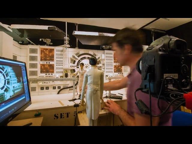 ISLE OF DOGS Making-of. The Animators FOX Searchlight