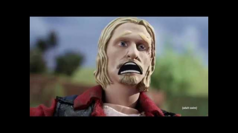 РОБОЦЫП The Robot Chicken Walking Dead Special Look Who's Walking
