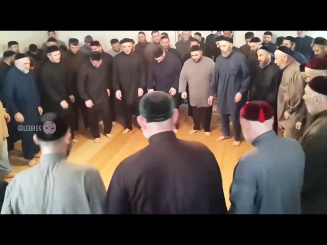 Devilman no Uta over islamic dance party