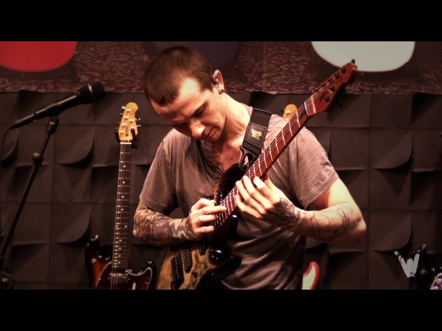 Jason Richardson - OMNI (Live at NAMM 2017)