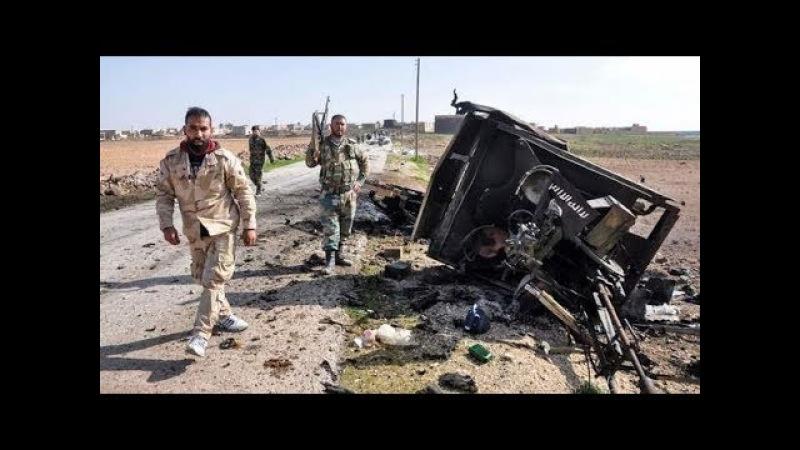 Никакой ответственности за трупы россиян в Сирии.