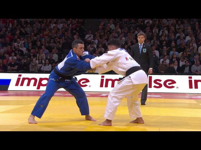 GS Paris 2018, 60 kg, bronze medal contest, Felipe Pelim(BRA)-Ashley McKenzie(GBR) vk.com/dzigoro_kano