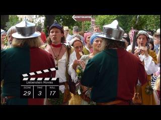 Fahrendes Volk - Durchbruch am Ländtor - Landshuter Hochzeit 2017