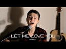 Mario - Let me love you acoustic cover by ZWUAGA