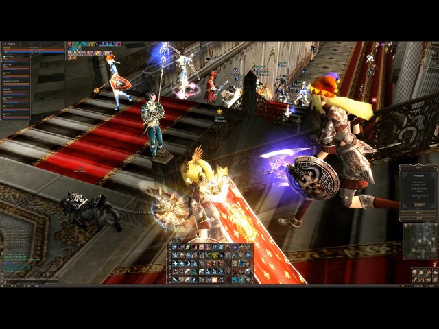 Lineage II Classic EU - First of the Year - 01/15/2018 Aden Siege