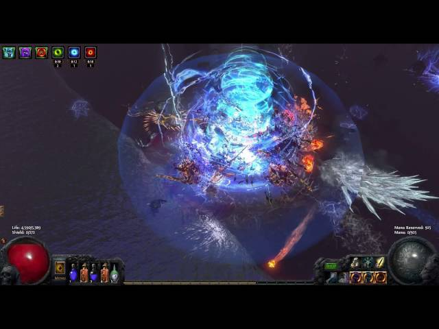 Build of the Week: Cast When Damage Taken - Extreme Edition