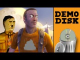 HITLER IS ALIVE?!? - Demo Disk Gameplay