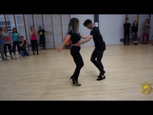UK Dance Connexion Daniel Carbonero Jimenez and Blanca Dasi Espuig - Bachata